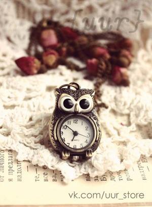 {uur} карманные часы на цепочке