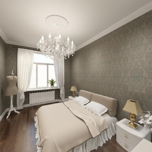 Секрет уютной и комфортной спальни
