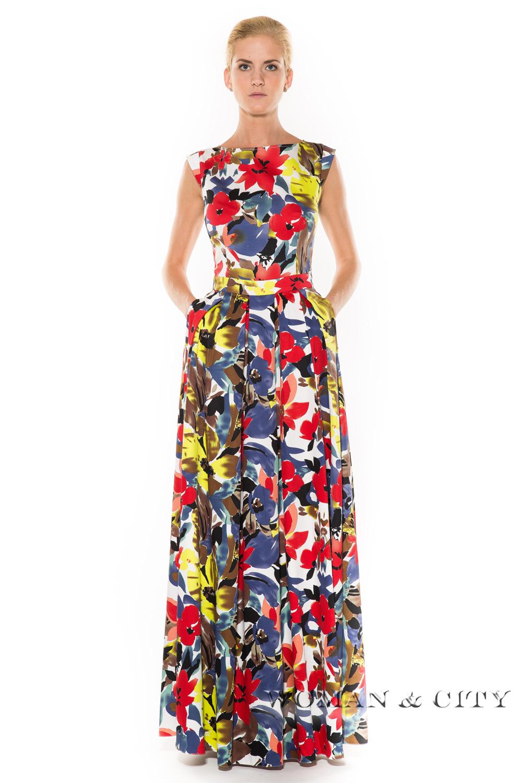 Модные принты лето 2013