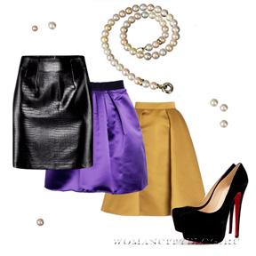 Магия юбки