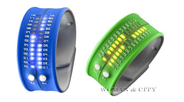 Стильные и яркие — часы Reflex