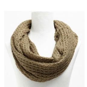 Снуд или шарф-труба