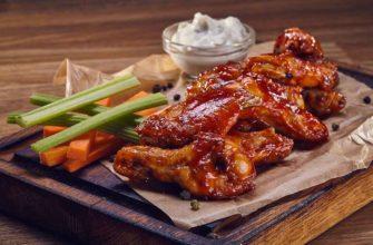 Куриные крылышки : 10 оригинальных рецептов. На самый взыскательный вкус!!